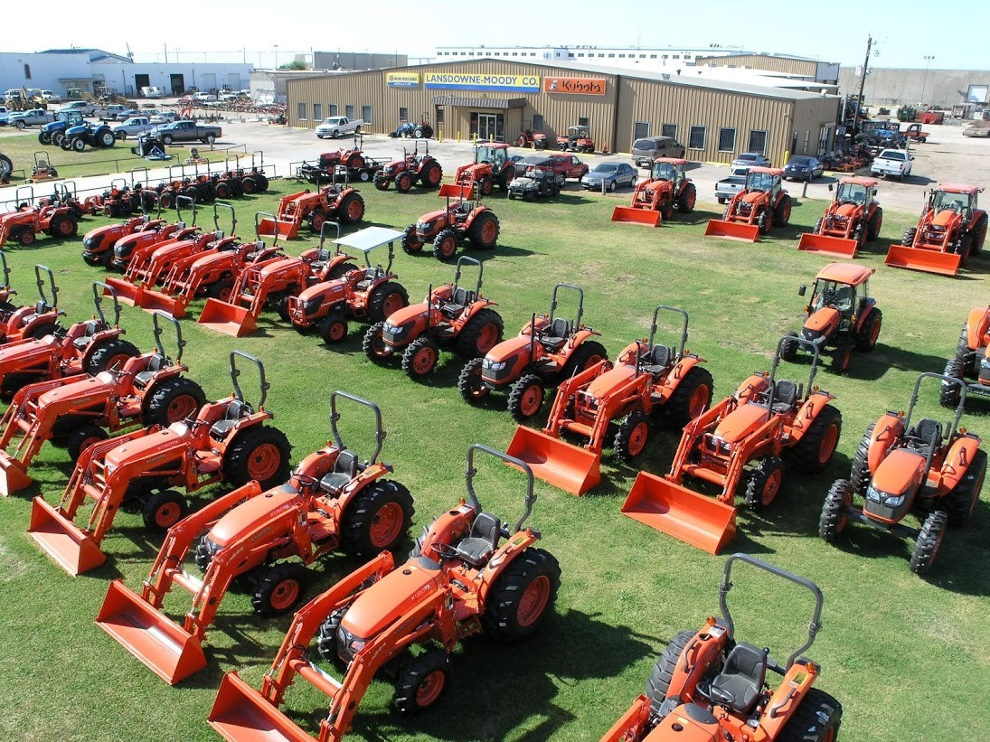 Lansdowne-Moody Company Equipment
