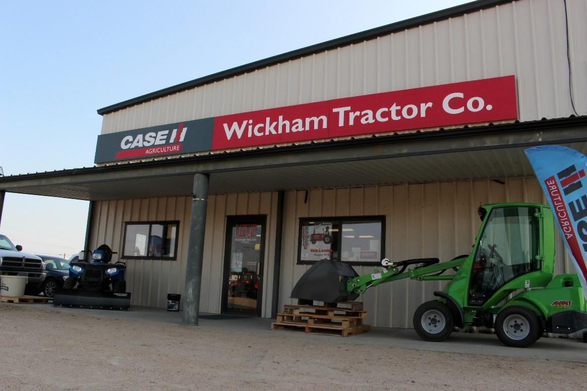 Wickham Tractor Company Store