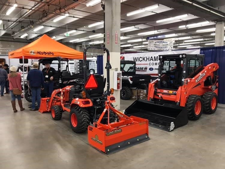 Wickham Tractor Company Equipment
