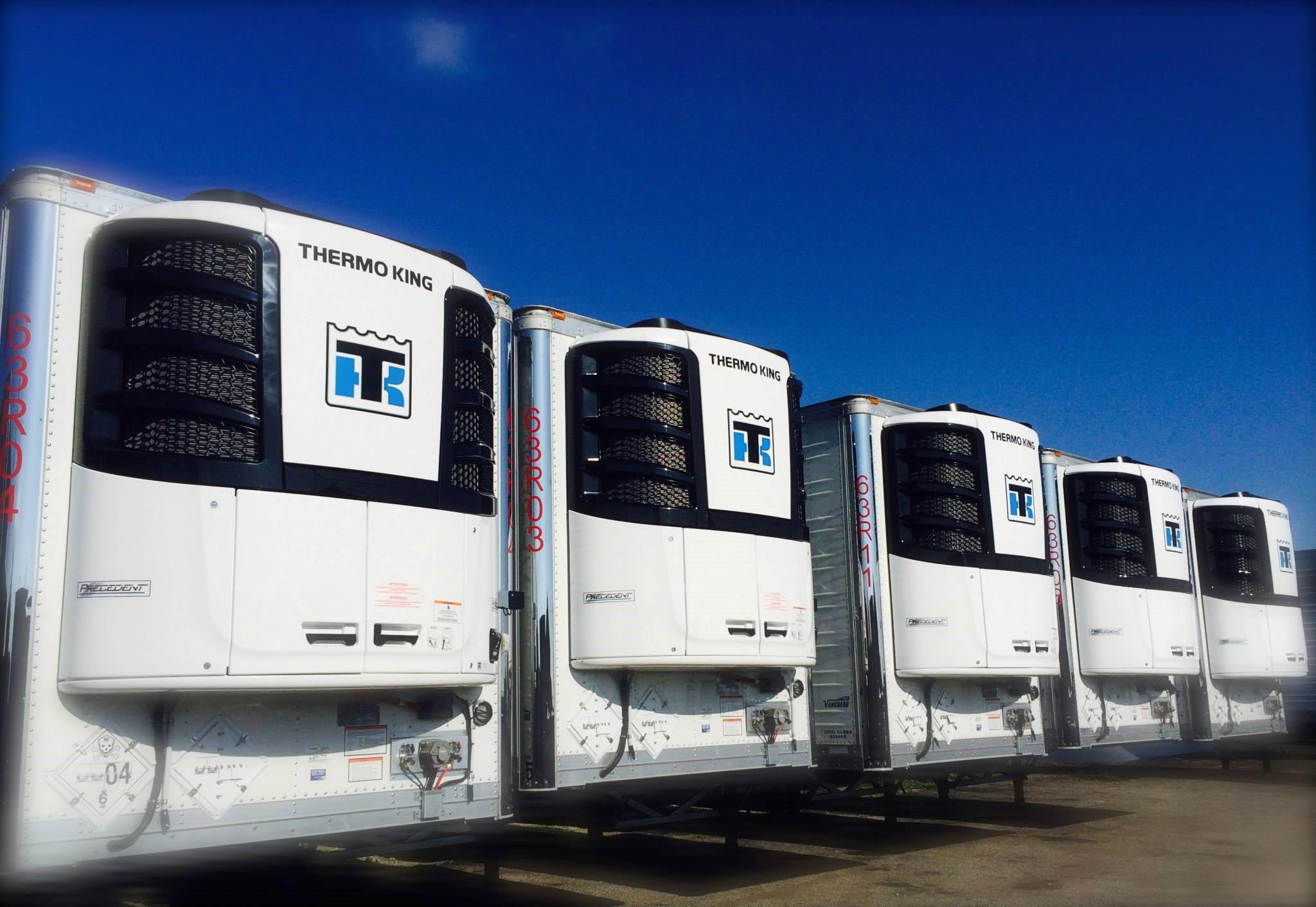 Thermo King Trucks